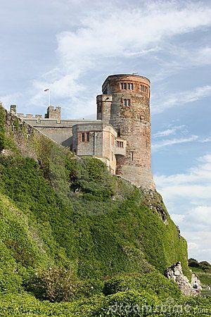 Bamburgh Castle, Sourh East Tower, Northumberland, UK
