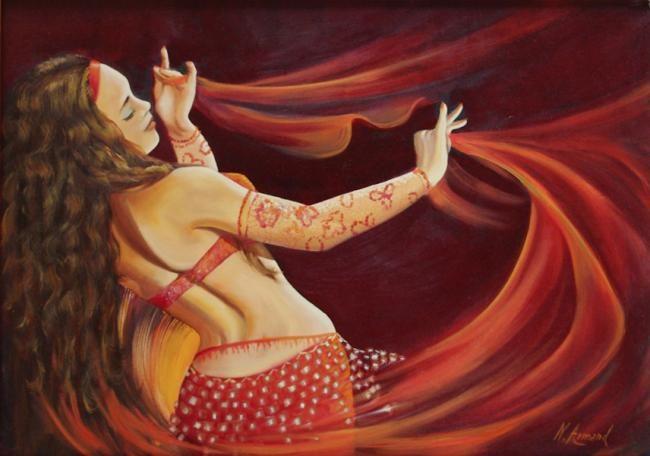 Peinture Par Nathalie Armand France Artmajeur Danseuse