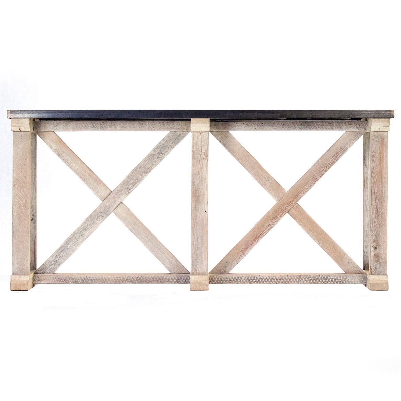 Zentique Leonard Console Table @Zinc_Door