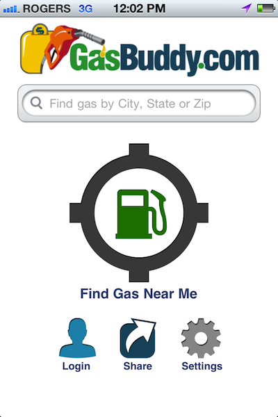 Nearest Cheapest Gas Station >> Gas Buddy Shows The Nearest And Cheapest Gas To You Good
