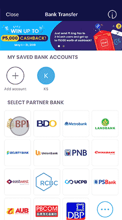 How To Transfer Money From Eastwest To Gcash