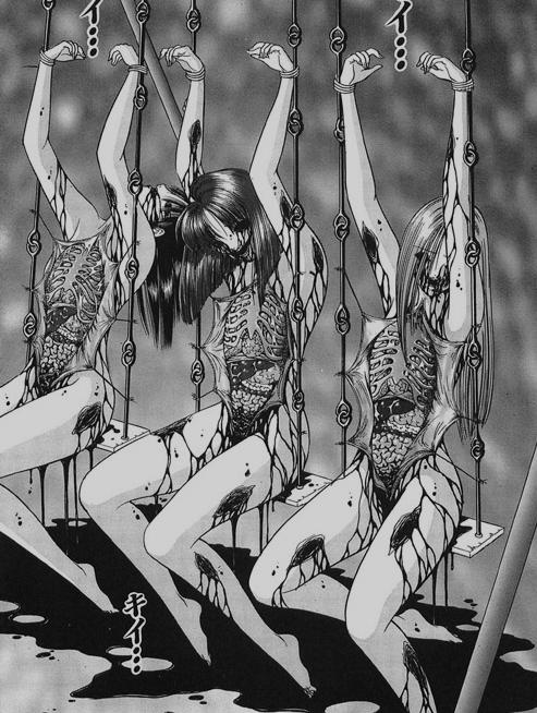 guro horror horror manga - picslist.