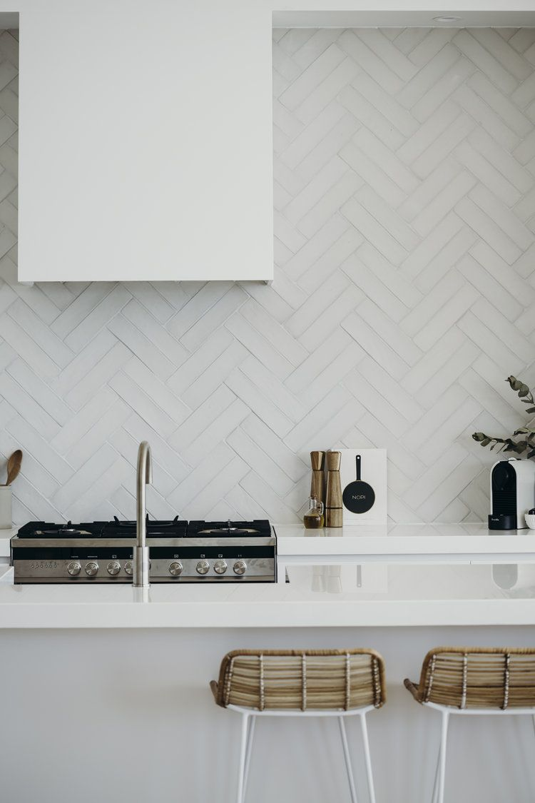 7 Beautiful Backsplash Tile Alternatives To White Subway Modern