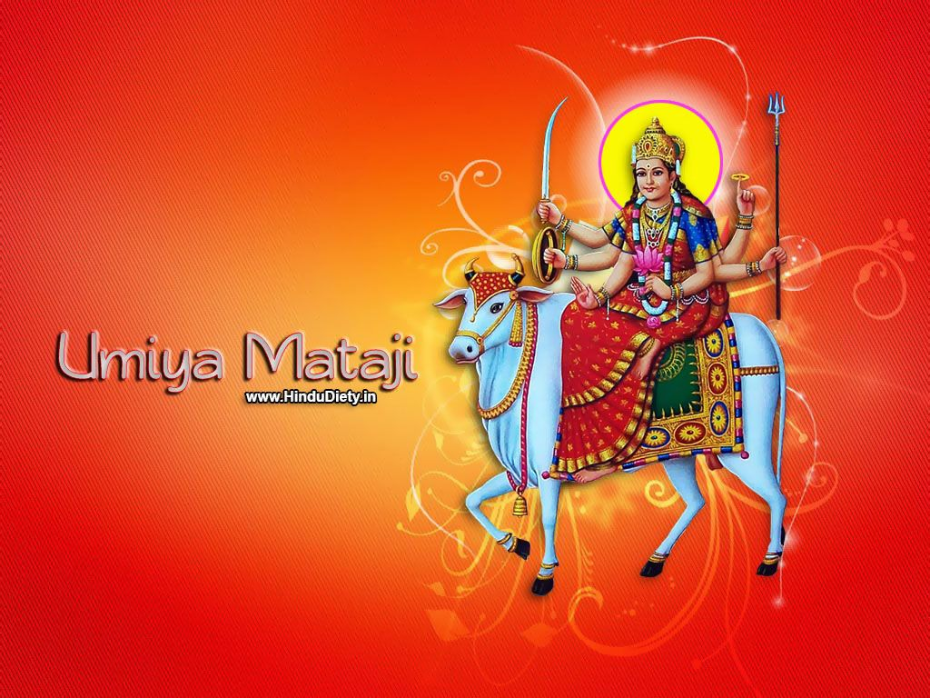 Pin by HinduGodsWallpapers on Maa Umiya Wallpapers