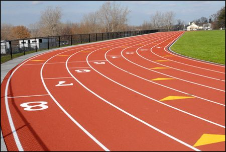 Probably my favorite part of high school was the hours I spent at track meets and practices.