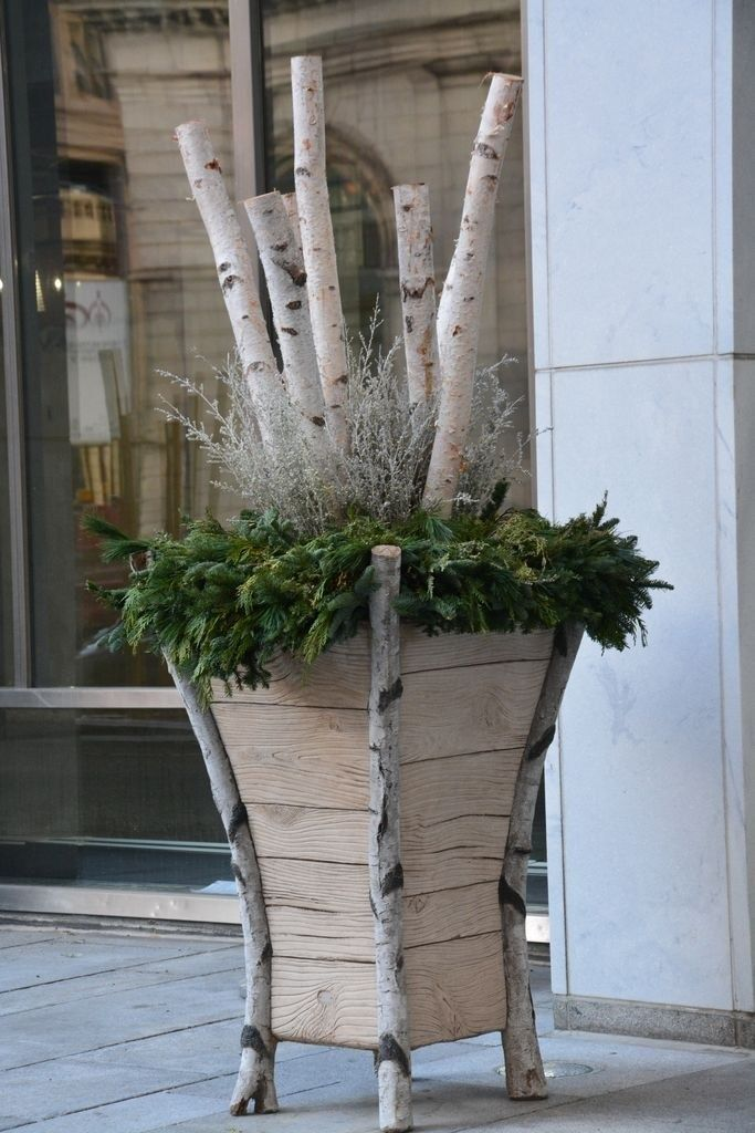 25 Top Trends Fall Planters to Beautify Decoration   25 Top Trends Fall Planters to Beautify Decoration