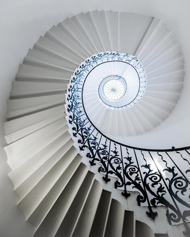 25 Most Beautiful Spiral Staircases Spiral Staircase Beautiful