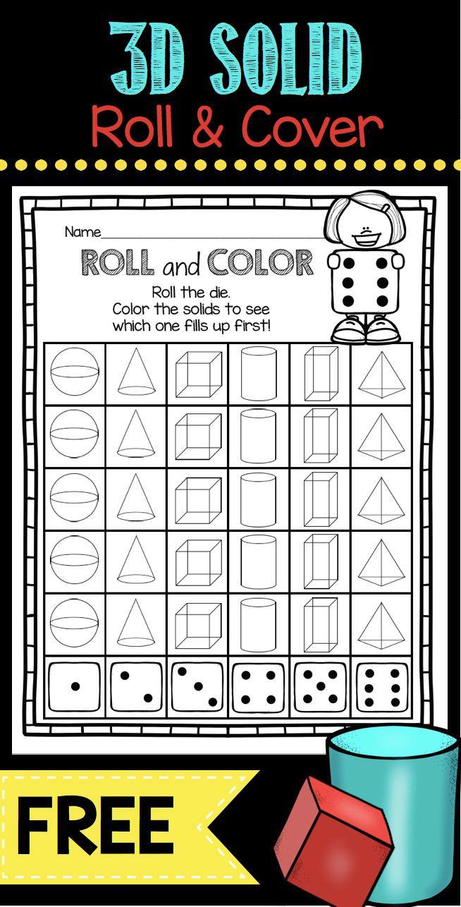 Kindergarten Geometry Unit Freebies Teaching Math Free Math Geometry Games [ 1286 x 654 Pixel ]
