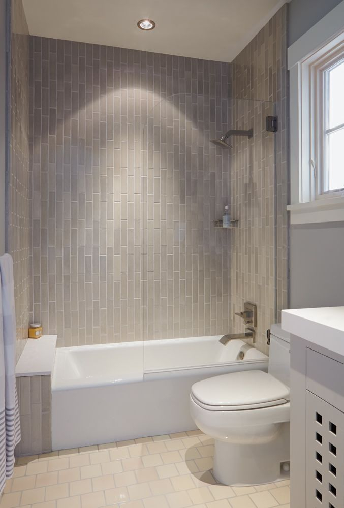Subtle and Sophisticated Bathroom   Installation Gallery   Fireclay ...