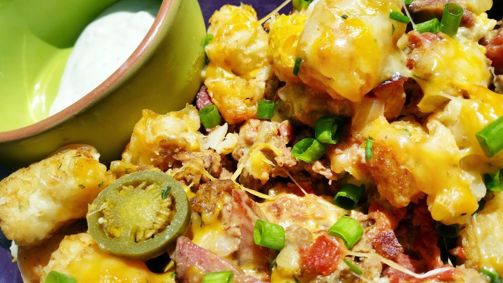 Photo of 37 Cooks: Badger Tot Casserole