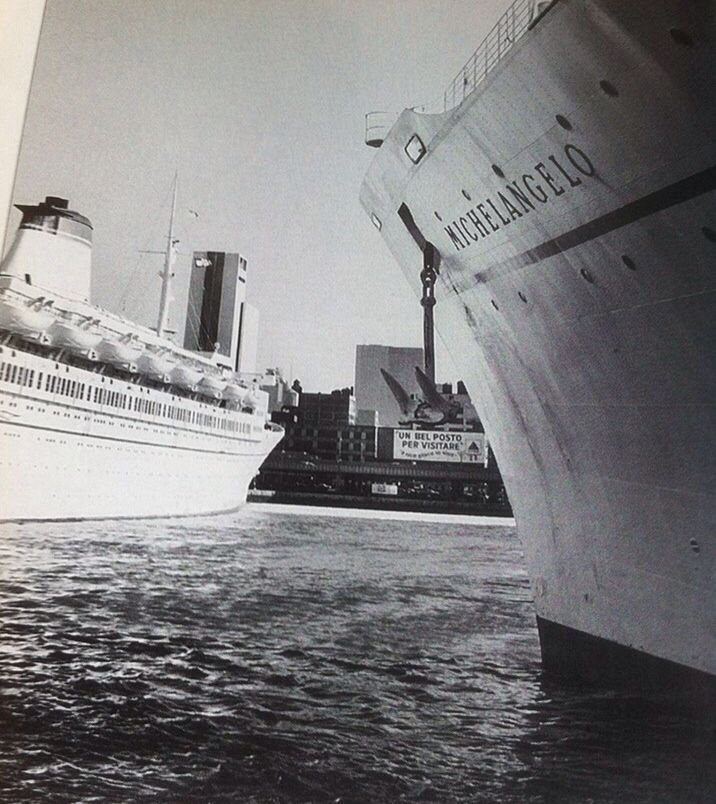 New York Ocean Liners Ships And Boats Pinterest Ocean Cruise