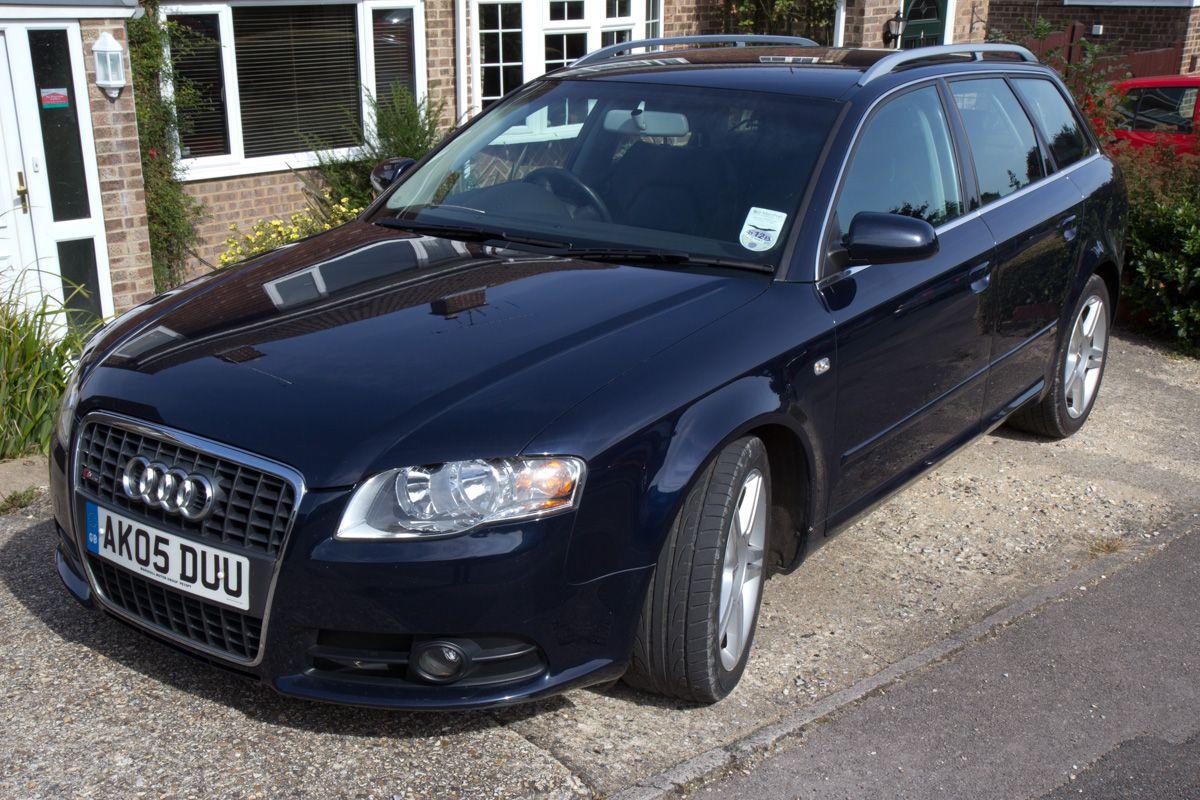 Audi A4 Estate For Sale – Idée d'image de voiture