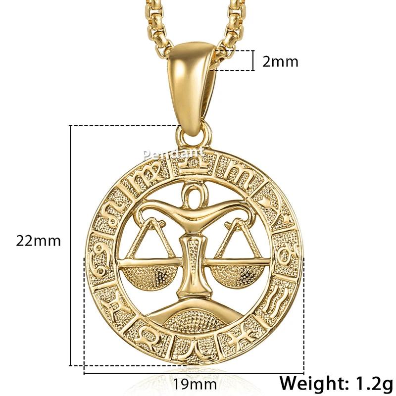 Photo of Limited Edition Sternzeichen Halskette