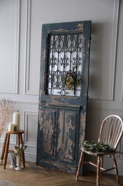 Antique Door Interior England Europe France Shop Renovation