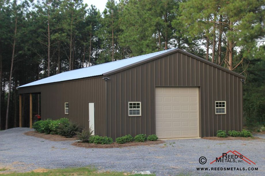 Reed S Metal S Inc Visualizer Metal Building Ideas