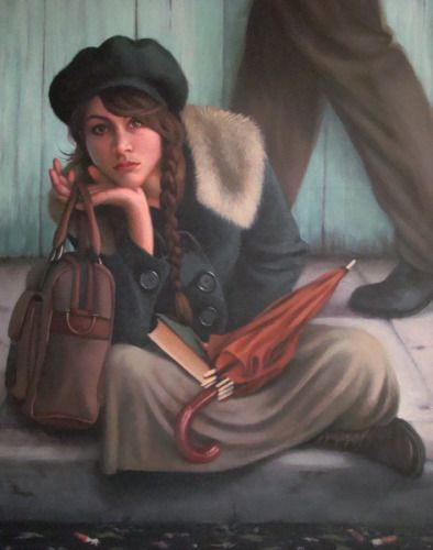 ☆ A moment in time :¦: Artist Christina Ramos ☆