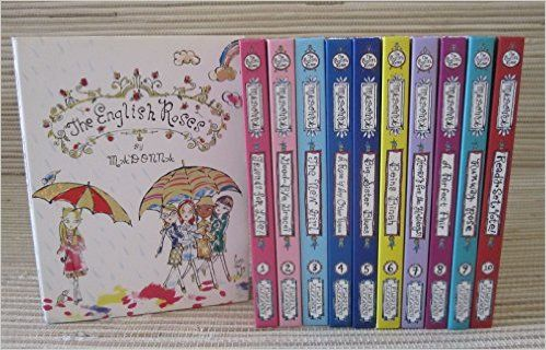 Complete Set the English Roses By Madonna 1-11: Madonna, Jeffrey Fulvimari: Amazon.com: Books