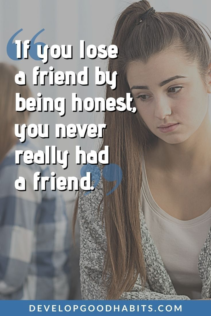 How to Spot a Fake Friend