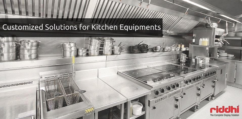 Fulfilling the Requirements of #Commercial #Kitchen