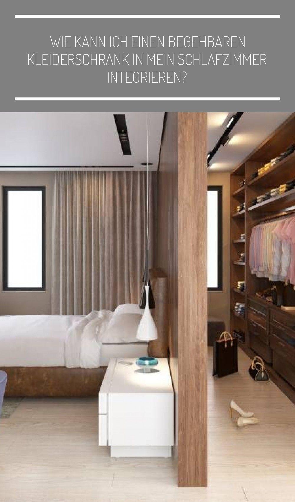 Wie Kann Ich Einen Begehbaren Bedroom Design Trends Modern