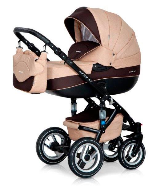 CARRO BRANO | Carrinho de bebê, Itens para o bebê, Coisas de