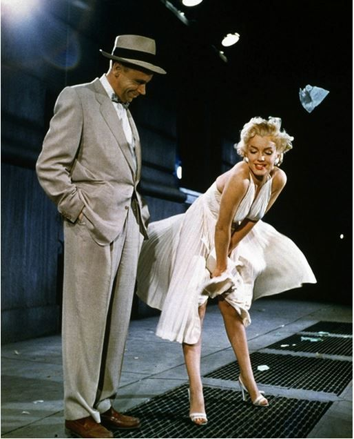 """""""Some Like It Hot"""" with Marilyn Monroe"""
