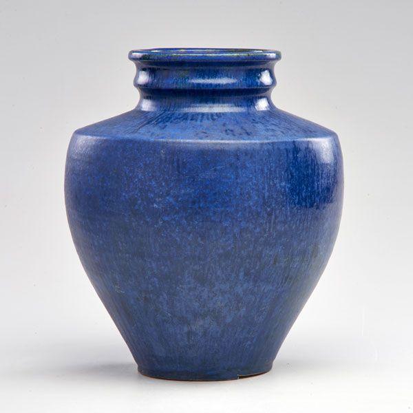 47. pewabic vase. rago auction. 4/25/2014