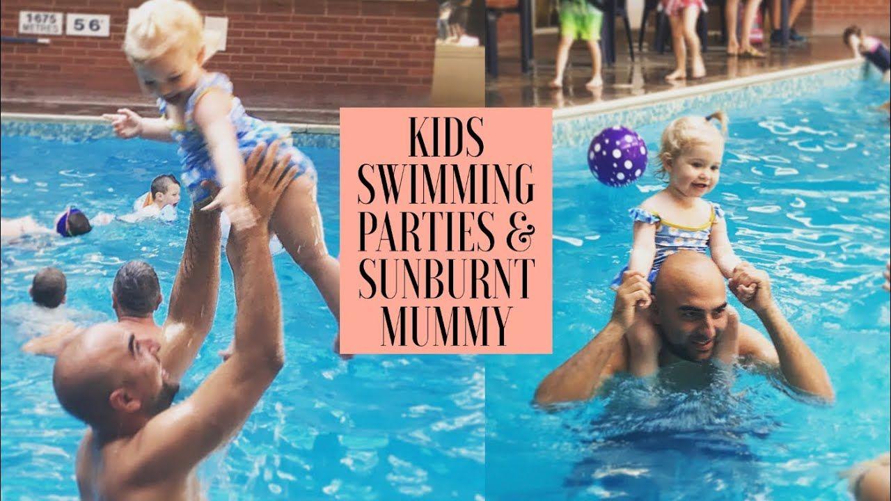 GRWM  Kids Pool Party Vlog - YouTube  Pool party kids, Kids