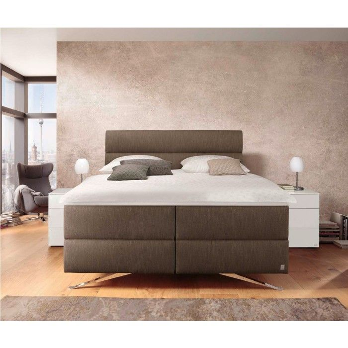 boxspring bett modern dieses joop boxspring bett aus der serie modern berzeugt mit seiner. Black Bedroom Furniture Sets. Home Design Ideas