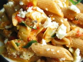 Greek penne and chicken recipe discover more best ideas about food forumfinder Image collections
