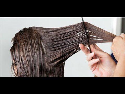 اقوى كيراتين طبيعي منزلي رهيييييب لفرد الشعر من اول استعمال X2f خلطة فرد الشعر Youtube Hair Green Beauty Brands Natural Hair Mask