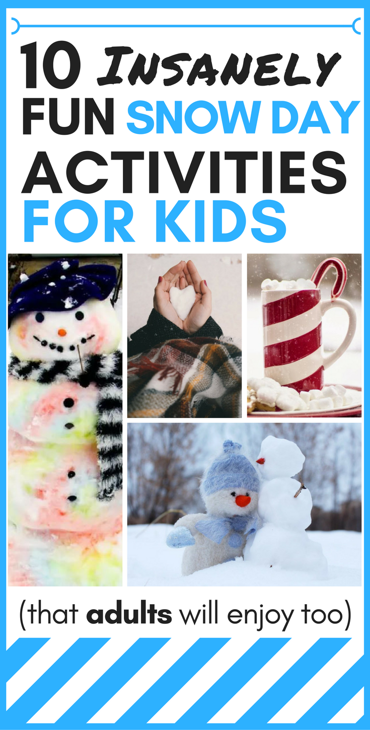 winter activities for adults
