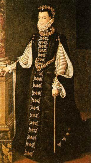 1565ca. Elisabeth de Valois by Sofonisba Anguissola (Prado)        Bookmark this member