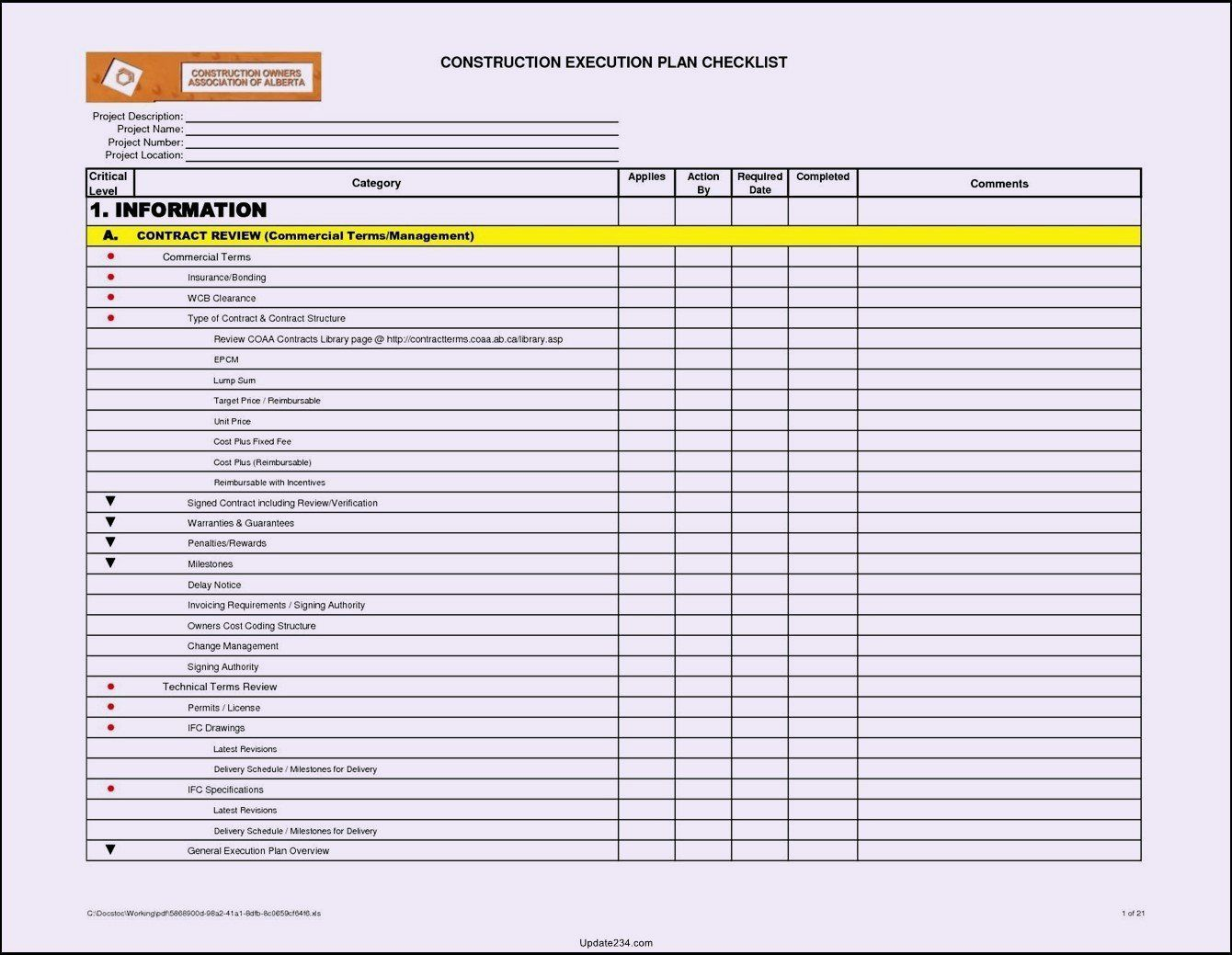 Building maintenance schedule template luxury building