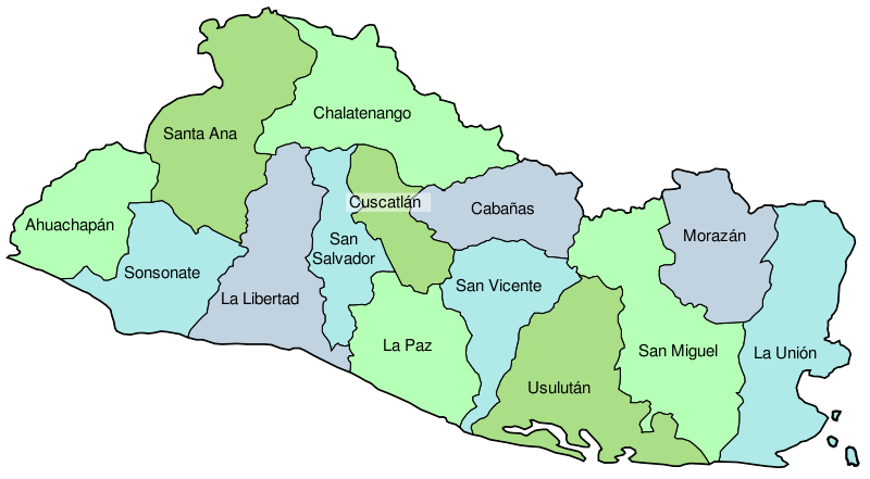 6 San Salvator San Salvador Salvador El Salvador