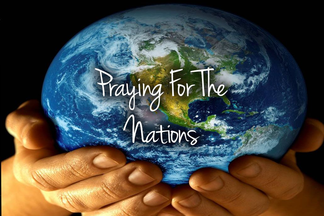 Praying For The Nations