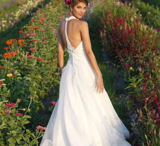 #Sincerity Bridal #Wedding Dress #Wedding Gown #Train