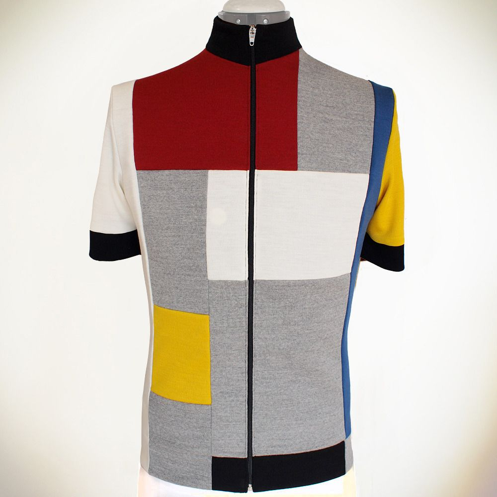 Cima Coppi Image Of Greg Cycling Jersey European Merino Wool