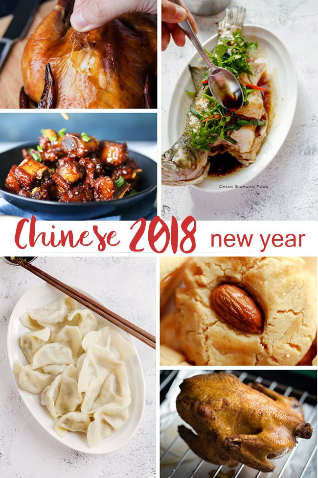Chinese New Year Recipes China Sichuan Food Chinese