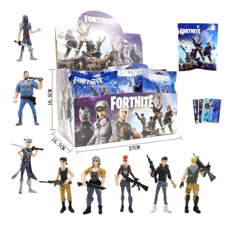 Fortnite Character Toy Series Game Action Figure Playset Model Gift Collection Fortnite Canada Game Fortnite League Of Legends Game Action Figures