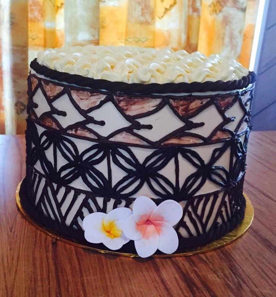 Kitchen Design Cake: Tapa Designed Cake By Meivisi Haukinima