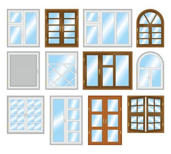 House Window Styles Types Best Replacement Windows Bedroom