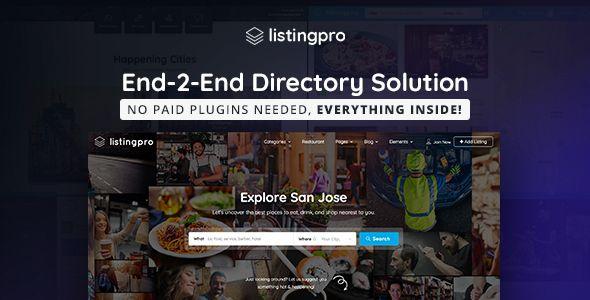 ListingPro - Directory WordPress Theme - https://themekeeper.com ...