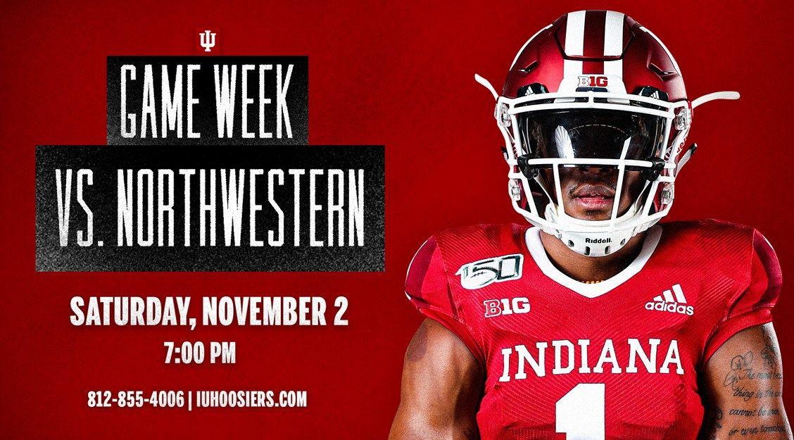 Indiana Football Weekly Iu Beats Nebraska In Lincoln Iu