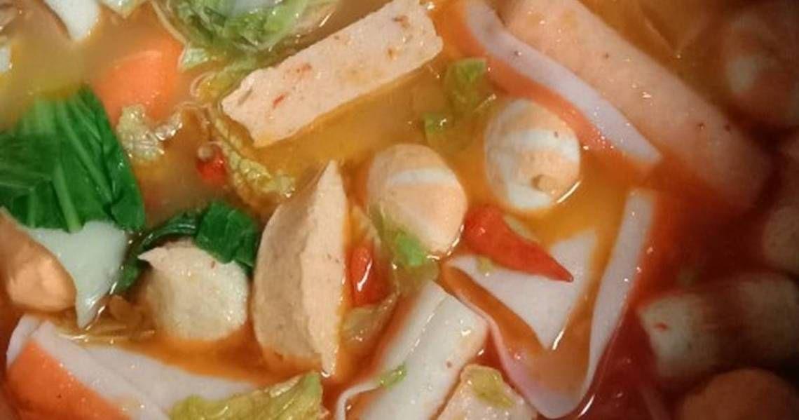 Resep Tom Yam Instan Simpel Dan Enak Resep Masakan Resep Makanan