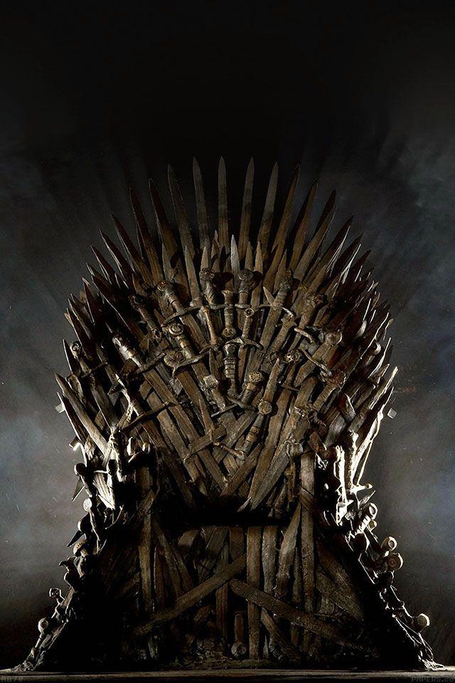 Iron Throne Metal Poster Print Nikita Abakumov Displate Metal Posters Art Metal Posters Game Of Thrones Art