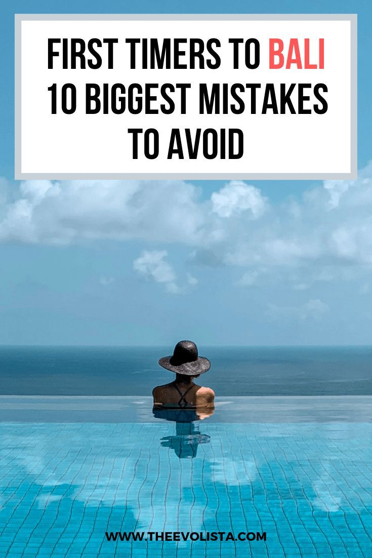 10 Biggest Mistakes to Avoid in Bali | Bali Travel | Bali Travel Guide | Bali Trip | Bali Itinerary #Bali #indonesia #travelguide