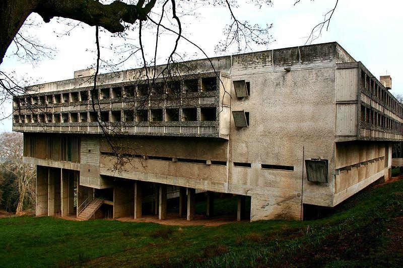 Sainte-Marie de la Tourette - Le Corbusier