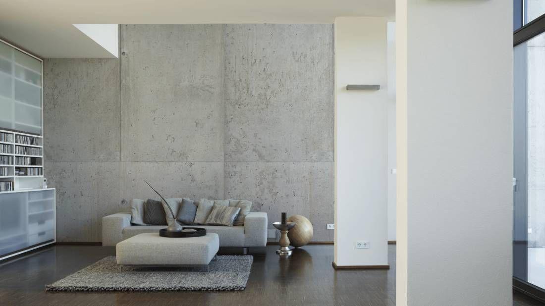 Architects Paper Fototapete «Sichtbeton XXL» 470126 in ...