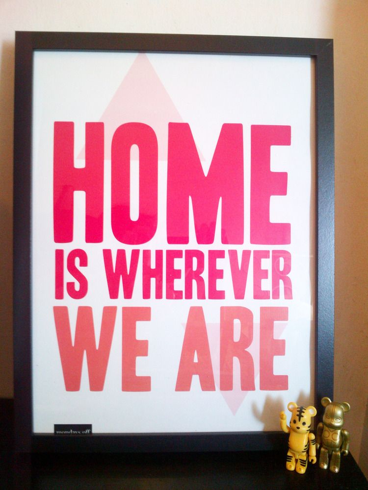 Image of Home Is Wherever We Are